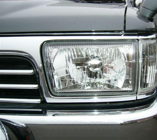 Toyota Tech Info Site: Where To Get H4 4Runner Headlights?